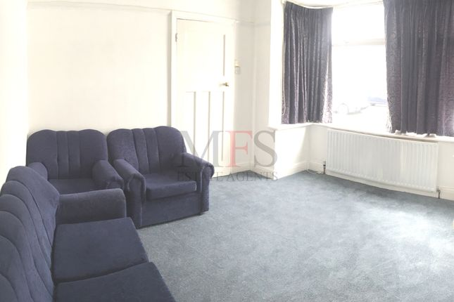 Thumbnail Terraced house to rent in Rutland Road, Southall