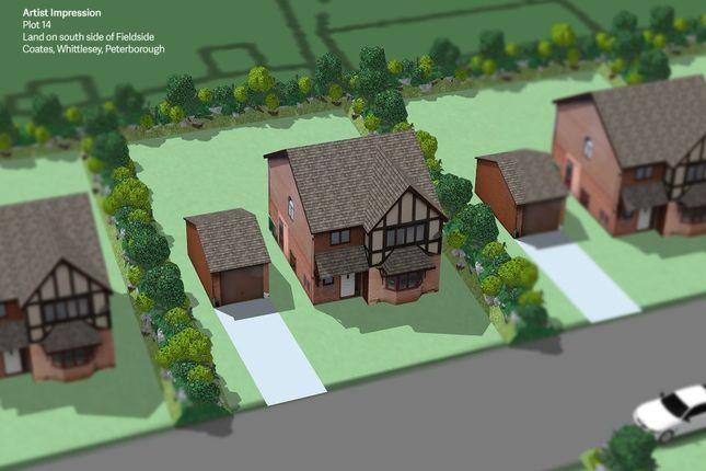 Land On The West Side, Coates, Whittlesey, Peterborough, Cambridgeshire PE7