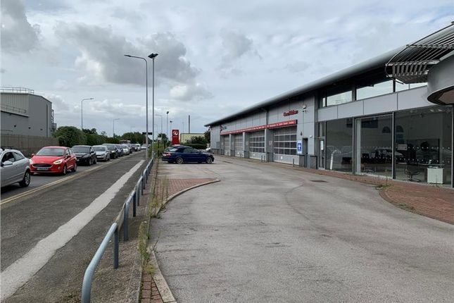 Thumbnail Commercial property for sale in Former Vauxhall Dealership, Courtney Street, Hull
