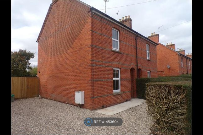 Thumbnail Semi-detached house to rent in Battle Road, Newbury