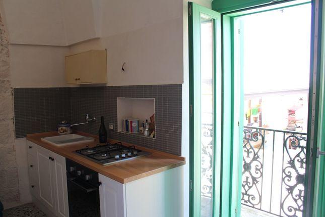 Kitchen of Casa Zona Ottocentesca, Ostuni, Puglia, Italy