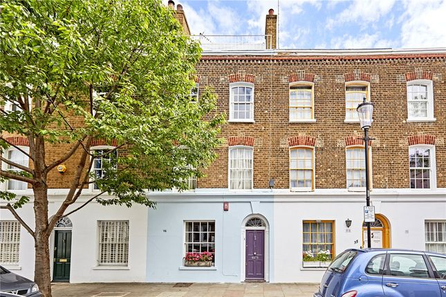 Thumbnail Terraced house for sale in Jameson Street, Kensington, London
