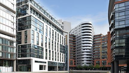 Thumbnail Property to rent in 4 Bed Penthouse, Merchant Square, Westminister, London