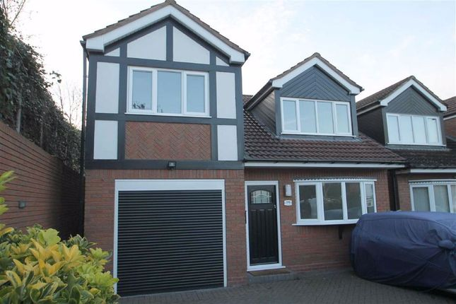 3 bed detached house for sale in Two Gates, Halesowen B63