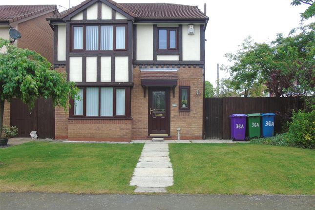 Thumbnail Detached house for sale in Monaghan Close, Liverpool