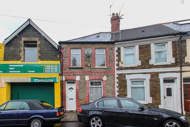 Thumbnail Property to rent in Treharris Street, Roath, Cardiff