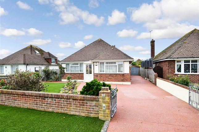 Thumbnail Detached bungalow for sale in Cheam Road, Rustington, West Sussex