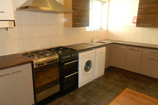 Thumbnail Terraced house to rent in Flora Street, Cardiff