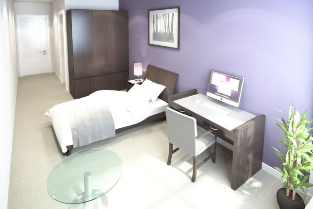 1 bed flat for sale in Fox Street, Liverpool