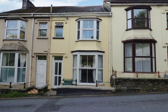 Thumbnail Terraced house for sale in Spring Hill, Tavistock