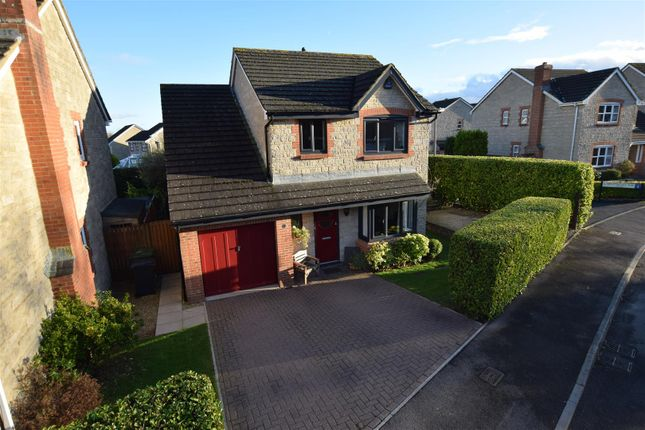 4 bed detached house for sale in Nightingale Rise, Portishead, Bristol