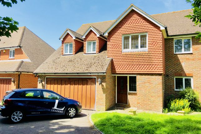 Thumbnail Detached house to rent in Willowbank Place, Purley