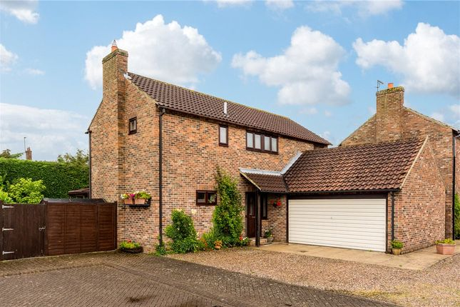 Thumbnail Detached house for sale in Chapel Close, Bickerton, Nr Wetherby, North Yorkshire