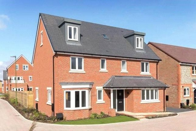 Thumbnail Detached house for sale in The Wittering, Shopwyke Lakes, Shopwhyke Road, Chichester