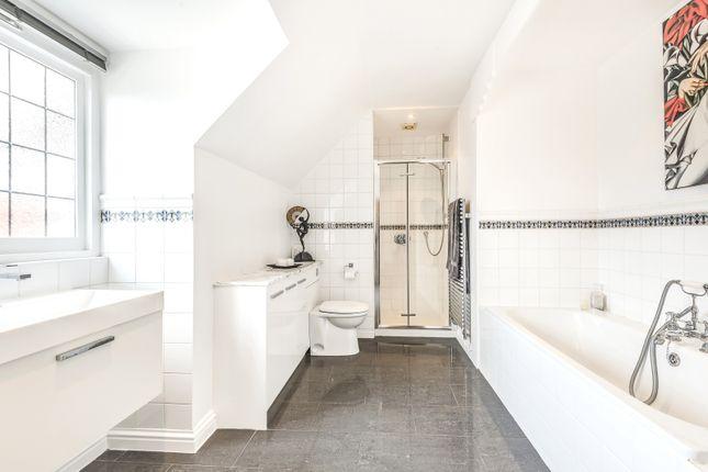 Bathroom of Silverdale Avenue, Oxshott, Leatherhead KT22