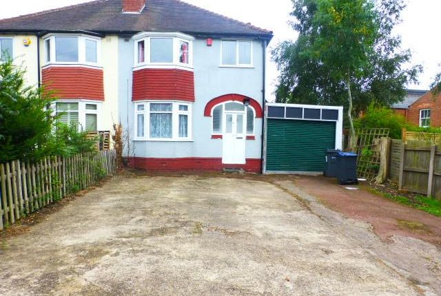 3 bed semi-detached house to rent in Tennal Grove, Harborne, Birmingham, West Midlands