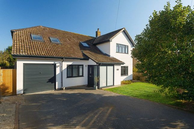 Thumbnail Detached house for sale in Seaton Avenue, Hythe