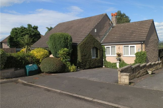 Thumbnail Detached bungalow for sale in Amber Hill, Crich, Matlock