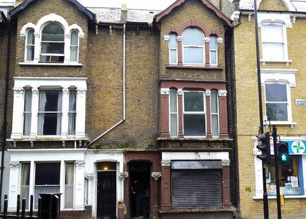 Thumbnail Terraced house for sale in Stoke Newington Church Street, London