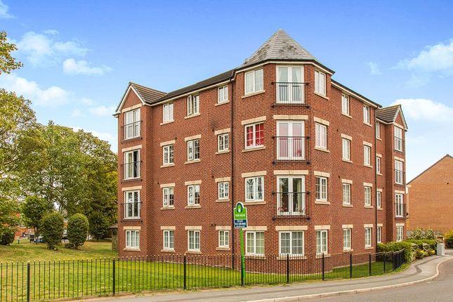 Thumbnail Flat to rent in New Forest Way, Leeds