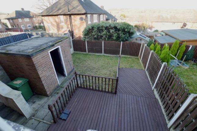 Garden of Birley Spa Lane, Sheffield, South Yorkshire S12