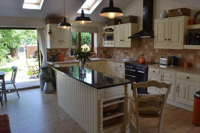 Thumbnail Detached house for sale in Station Road, Ulceby