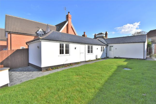 Thumbnail Bungalow for sale in Manor Lane, Dovercourt, Harwich