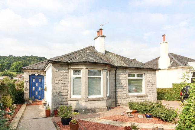 Thumbnail Detached bungalow for sale in Craigcrook Avenue, Edinburgh
