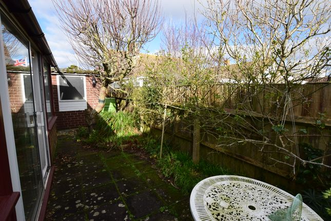 Rear Courtyard of Val Prinseps Road, Pevensey Bay, Pevensey BN24