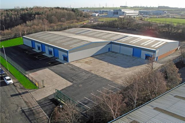 Light industrial to let in Unit 2, New Court, Mildred Sylvester Way, Normanton, West Yorkshire