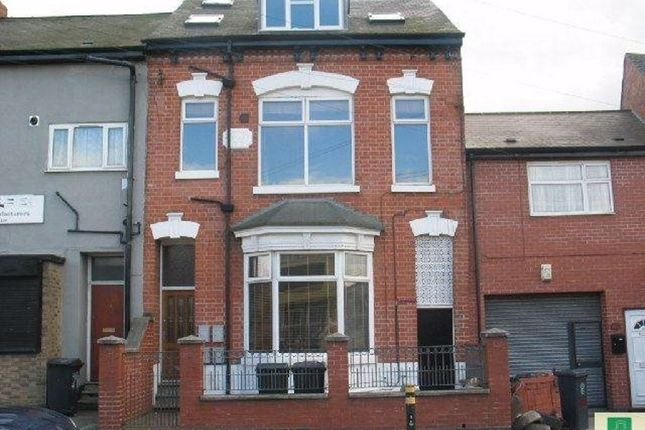 1 bed flat to rent in Overton Road, Leicester LE5