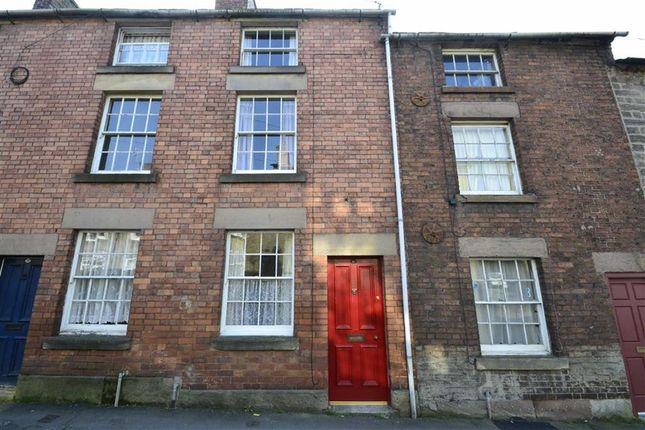 Thumbnail Terraced house to rent in North End, Wirksworth, Derbyshire
