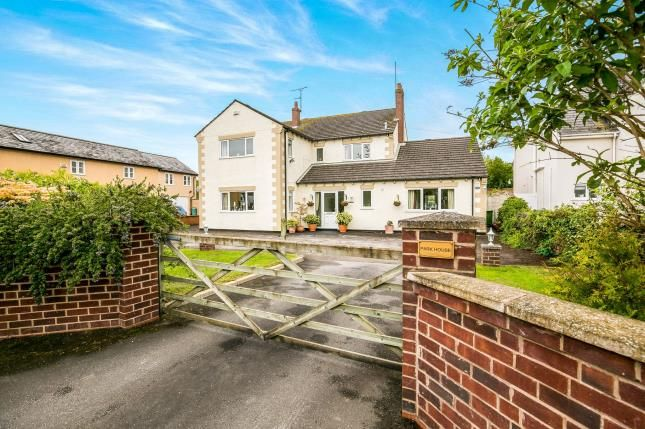 Thumbnail Detached house for sale in Castle Street, Holt, Wrexham, Wrecsam