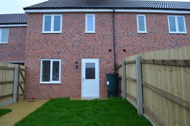 2 bed end terrace house for sale in Plot 71 - 11 Beech Road, Cranbrook, Devon