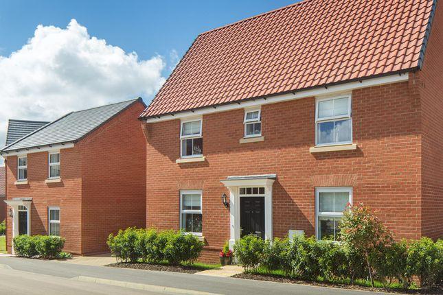 "Thumbnail Detached house for sale in ""Hadley"" at Horton Road, Devizes"