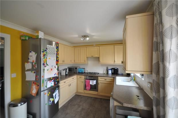 Kitchen of Wimborne Close, Beggarwood, Basingstoke RG22