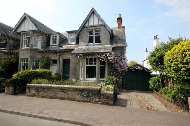 Thumbnail Semi-detached house for sale in 61, Hepburn Gardens, St Andrews, Fife