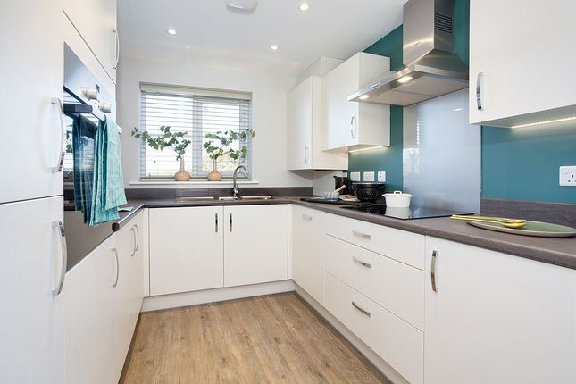 "Thumbnail Detached house for sale in ""The Reydon"" at Stonebow Road, Drakes Broughton, Pershore"