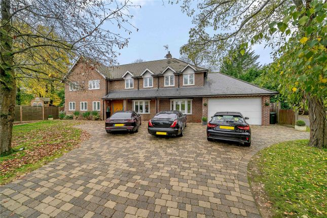 Front Elevation of Lower Plantation, Loudwater, Rickmansworth, Hertfordshire WD3