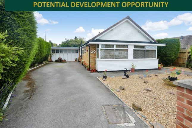 Thumbnail Property for sale in Coombe Place, Oadby, Leicester