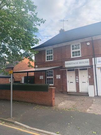 Office to let in Racecourse Crescent, Shrewsbury