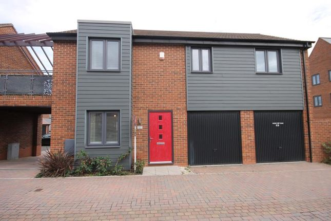 2 bed link-detached house to rent in Bray Lane, Telford TF3