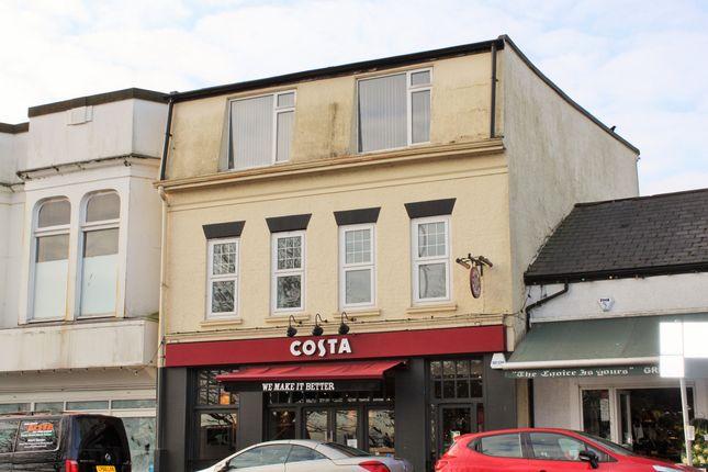 Thumbnail Maisonette to rent in Mumbles Road, Swansea
