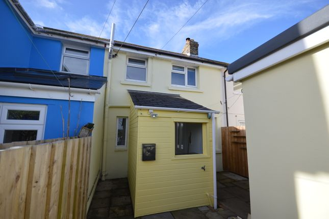 3 bed terraced house to rent in Wheal Kitty, St. Agnes TR5
