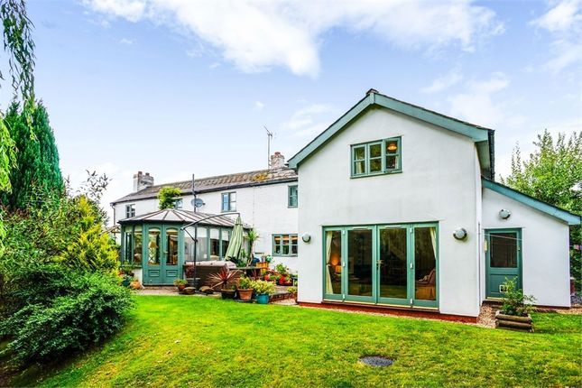 Thumbnail Detached house for sale in Luston, Leominster, Herefordshire