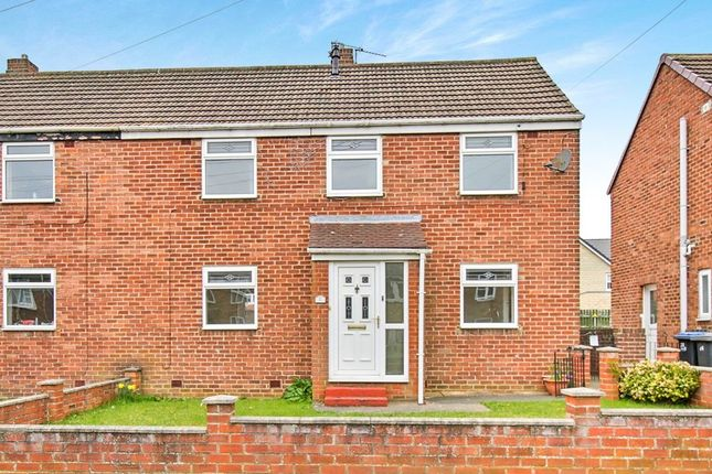 Semi-detached house to rent in Lilac Avenue, Durham