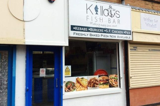 Restaurant/cafe for sale in 183 Hawfield Lane, Burton Upon Trent
