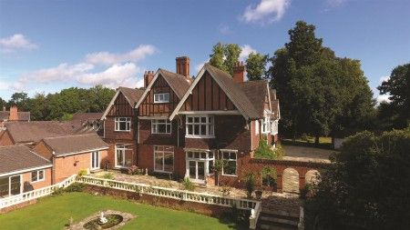 Thumbnail Detached house for sale in Linthurst Road, Barnt Green, Worcestershire