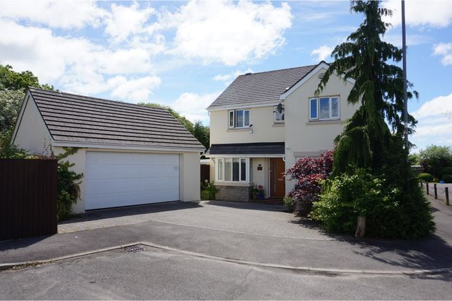 Thumbnail Detached house for sale in Badgers Brook Drive, Ystradowen