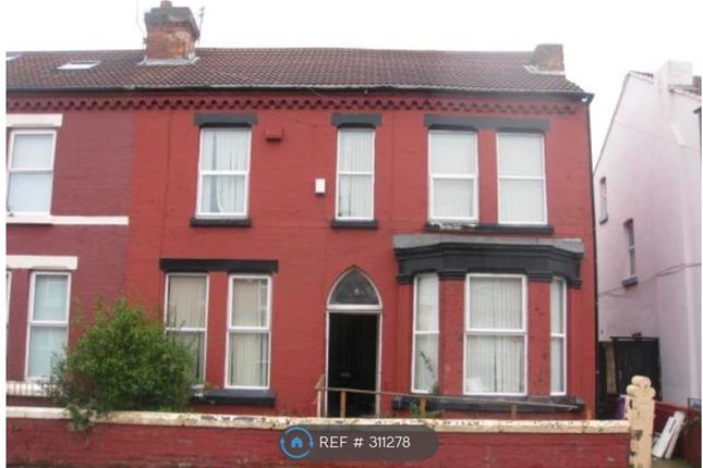 Thumbnail Semi-detached house to rent in Salisbury Road, Wavertree, Liverpool